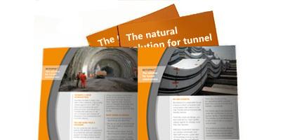 Tunnelbrochure